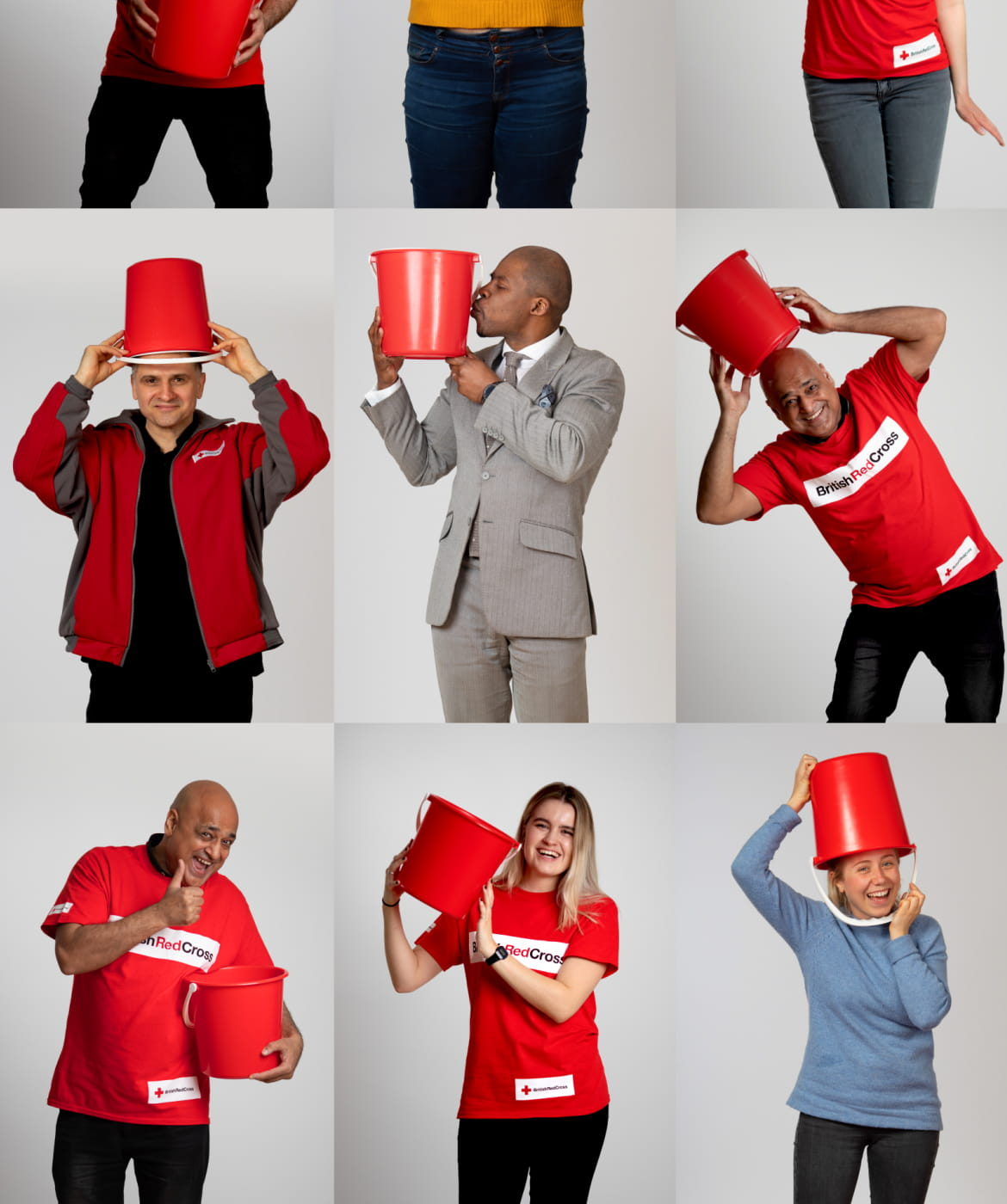 Red Cross Week - let#s shake things up this red cross week