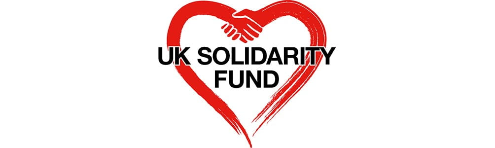 UK Solidarity Fund logo